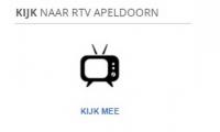 RTV Apeldoorn stopt met streaming tv